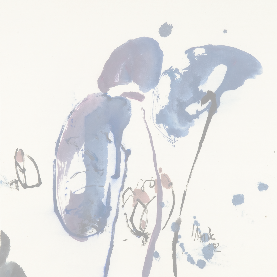 waterlillys 60-60 cm.